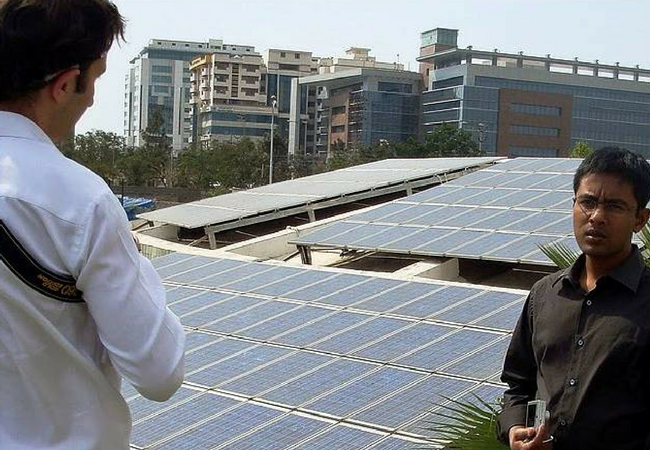 Indian Solar Rooftop
