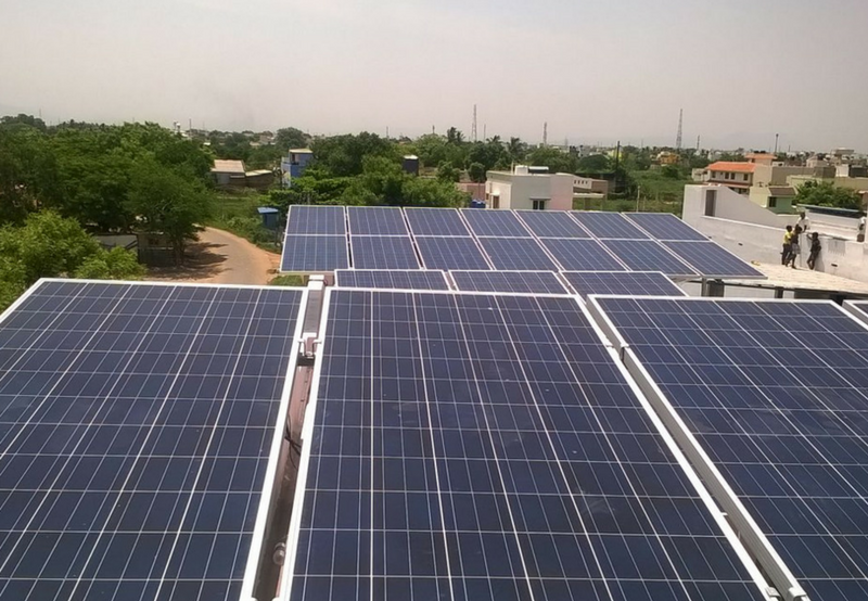 SBI World Band Rooftop Solar India