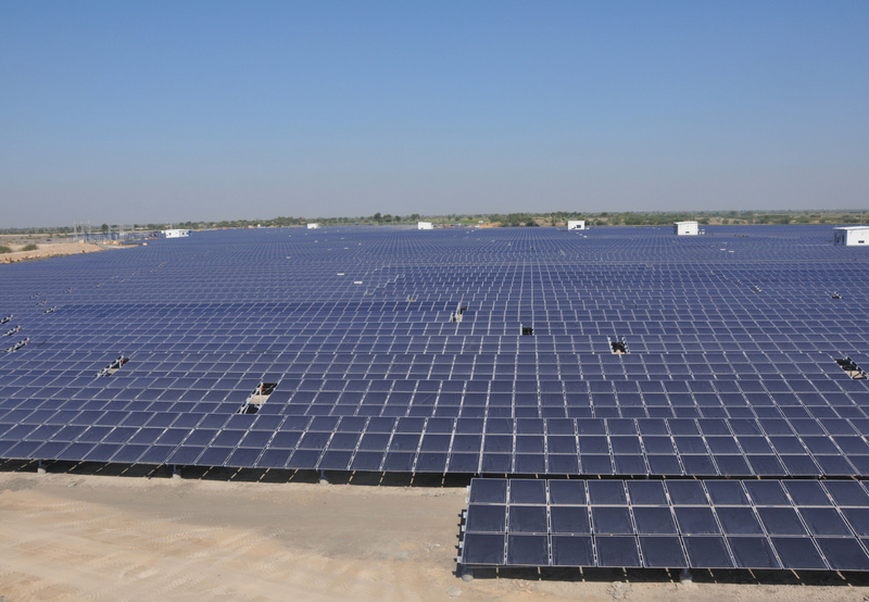 kamuthi solar project
