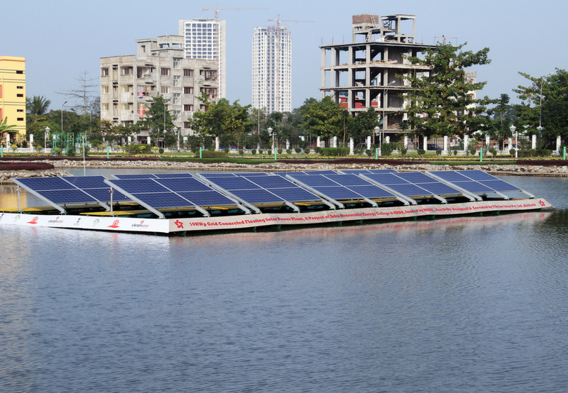 GVSCCL Canal Top and Floating Solar PV Tender