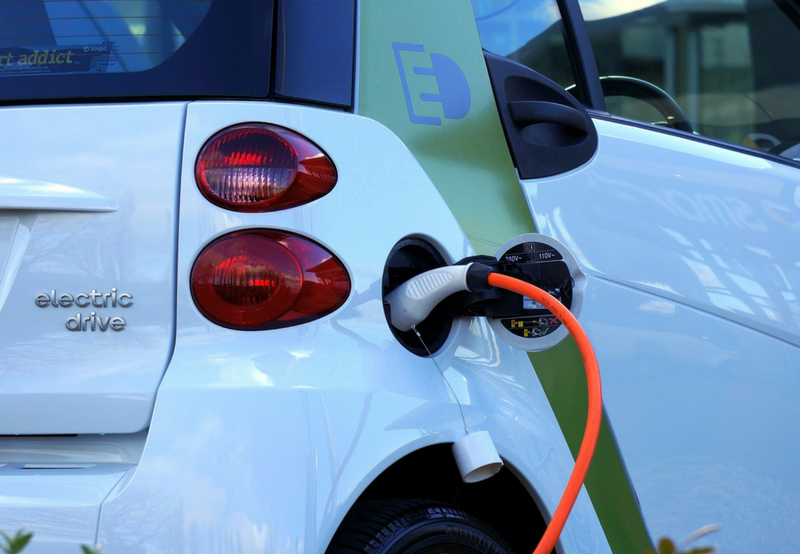 Panasonic Installs Electric Vehicle Charging Station at BSES Head Office in Delhi