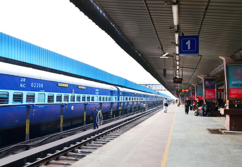 ABB Azure Power Solar Inverters 750 Railway Stations