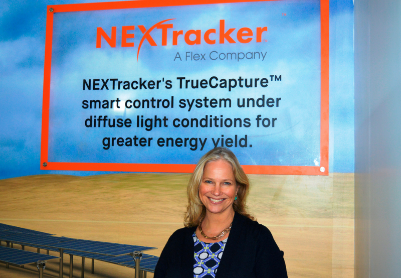 Mercom Interview with NEXTracker