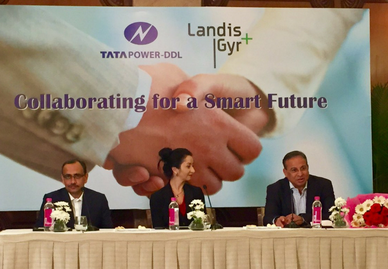 Tata Power DDL Landis Gyr Smart Meters
