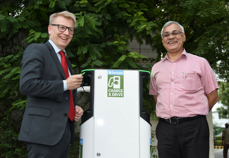 EV Charging Infrastructure Across India