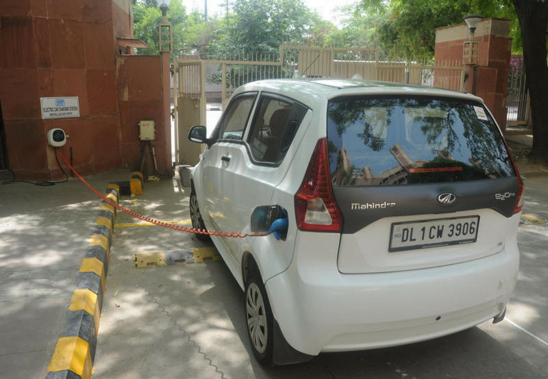 Electric Vehicles – The Next Big Cleantech Opportunity in India