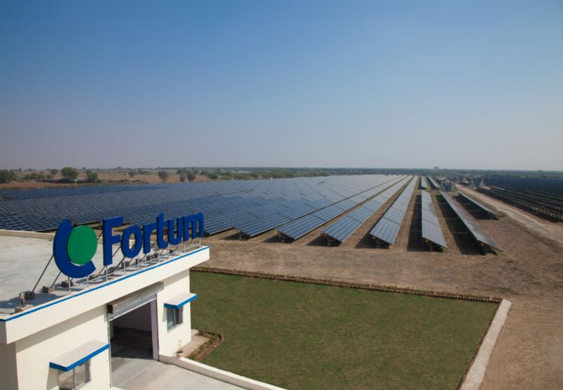 Fortum Confirms Part of its Indian Solar Assets are Up for Sale