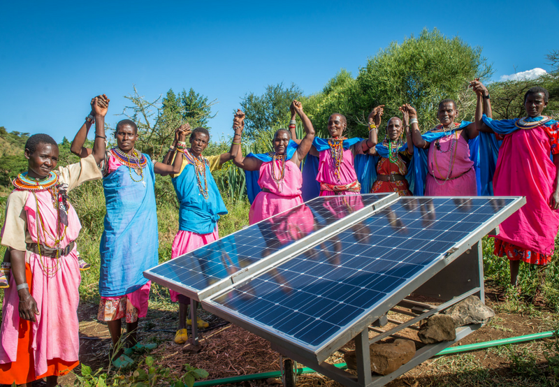 USAID Awards for Off-Grid Solar