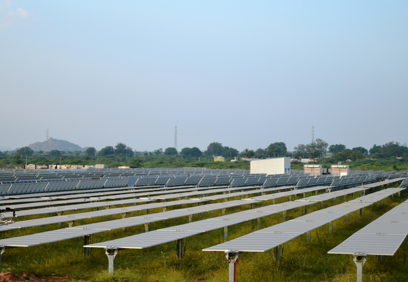 Canadian Solar Sells 80 MW Solar Project in Maharashtra