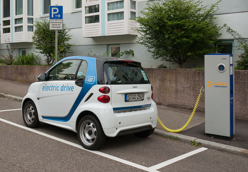 Competition is Heating Up in India's EV Sector