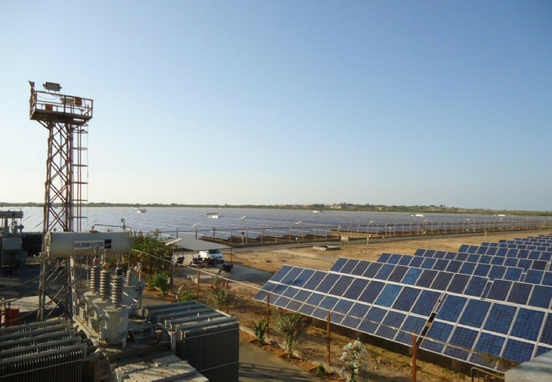 TPREL Commissions 25 MW DCR Solar PV Project in Gujarat