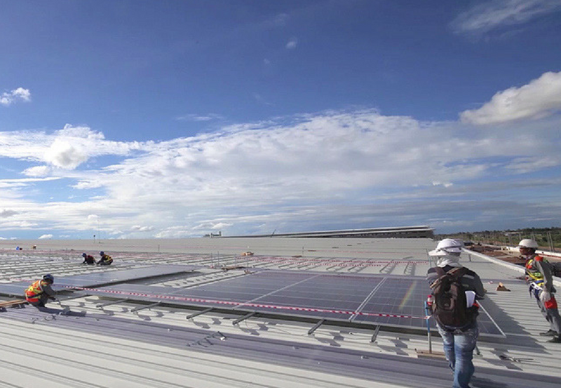 Cleantech Solar, responsAbility to Provide Loan for Rooftop Solar Projects in Asia