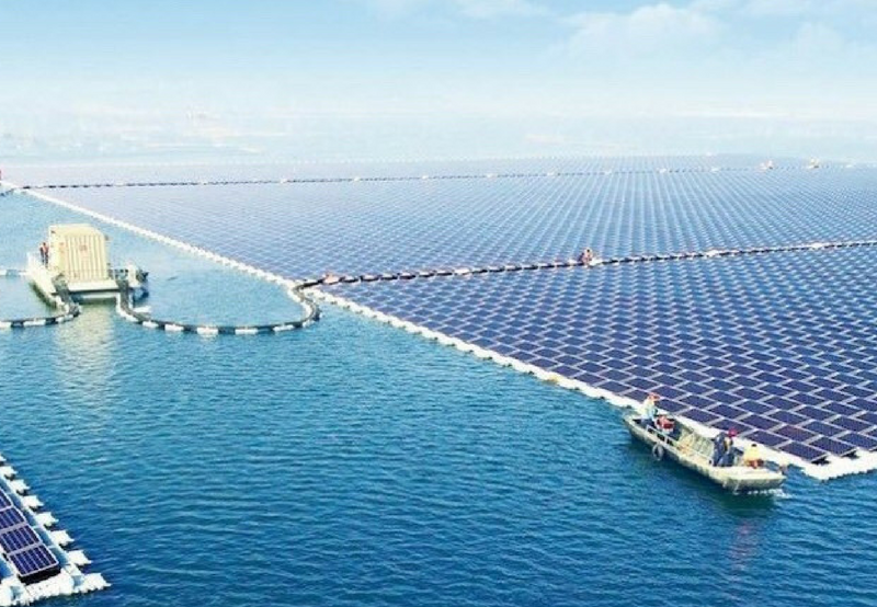 200 MW Floating Solar Project to be Developed in Indonesia
