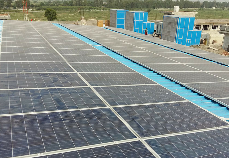 Development Banks Loaned to Indian Solar Rooftops in 2017
