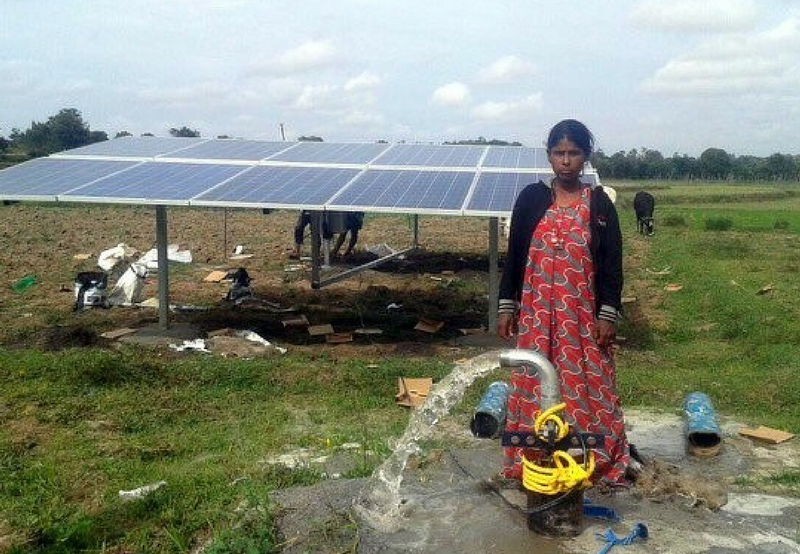 KREDL Issues Tender for 1,013 Solar-Powered Water Pumps in Karnataka