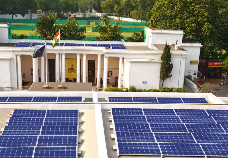 REIL Tenders Grid-Connected Rooftop and Small Solar Projects