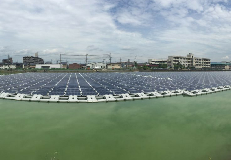 SECI Invites Expression of Interest to Develop Floating Solar