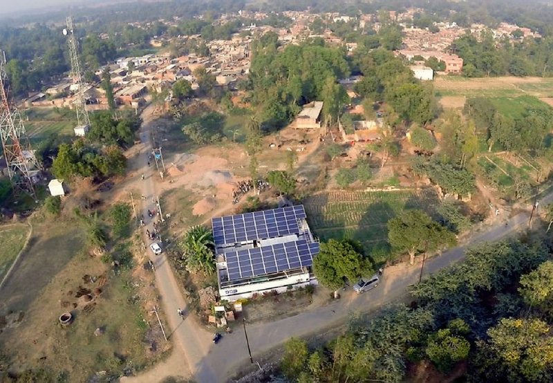 63 Solar Micro Grids Installed in India So Far