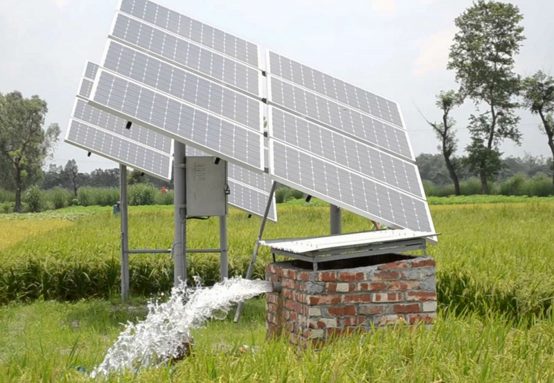 NREDCAP Issues Tender for 5,000 Solar-Powered Water Pumps in Andhra Pradesh