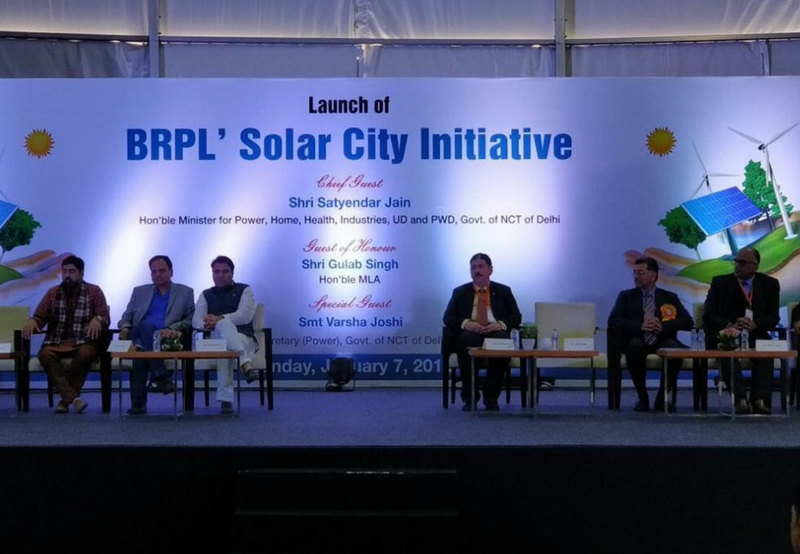Delhi's BSES Launches Solar City Initiative to Boost Rooftop Installations