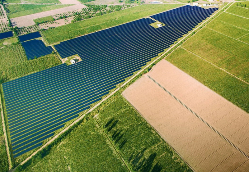 Azure Power Commissions 100 MW Grid-Connected Solar Project in Telangana