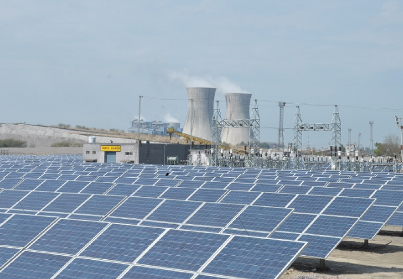 Solar Was the Top Source of New Power Capacity Addition in 2017