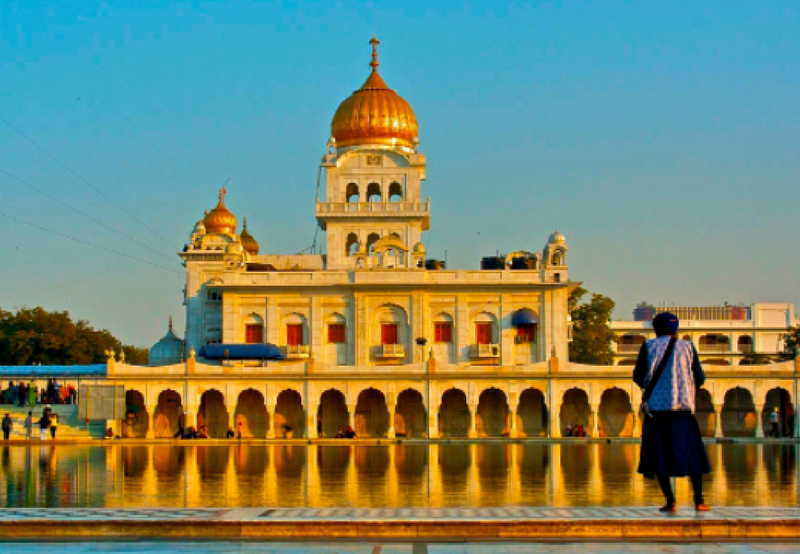 New Delhi Gurudwaras Turn to Solar Energy