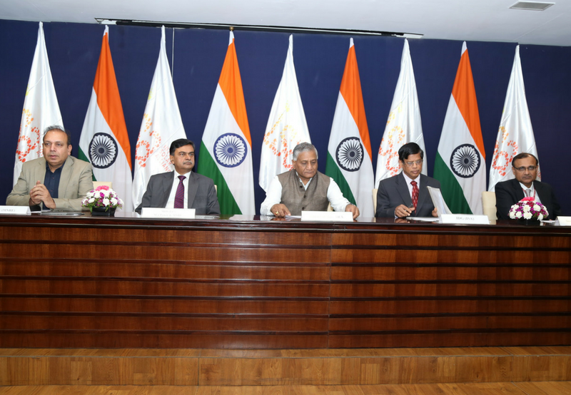 International Solar Alliance Signs Host Country Agreement With India