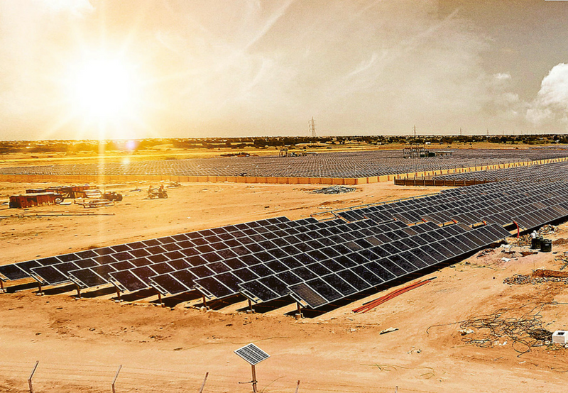 Top Four Indian Solar States