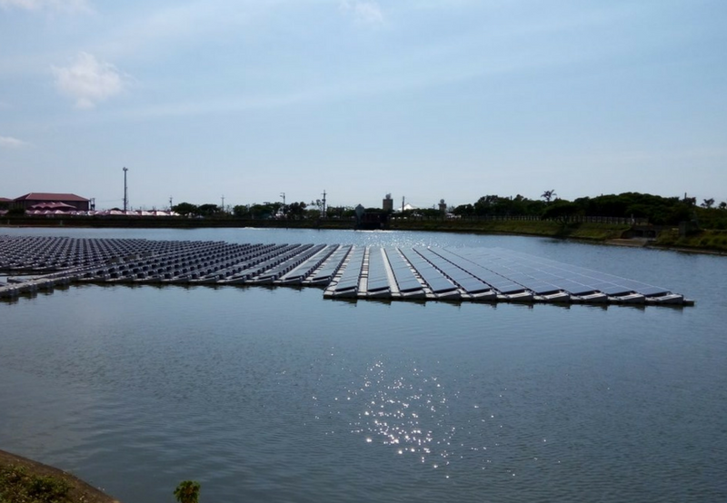 West Bengal 5 MW Floating Tender Auction