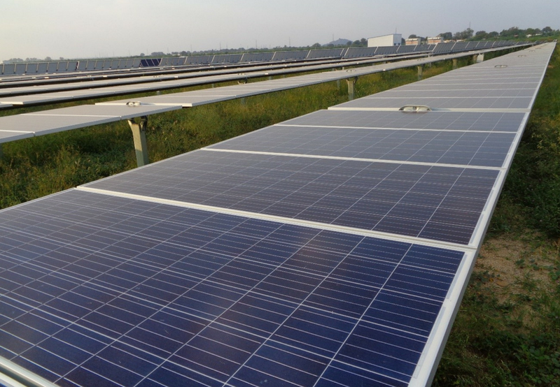NHPC Commissions 50 MW Grid-Connected Solar PV Project in Tamil Nadu