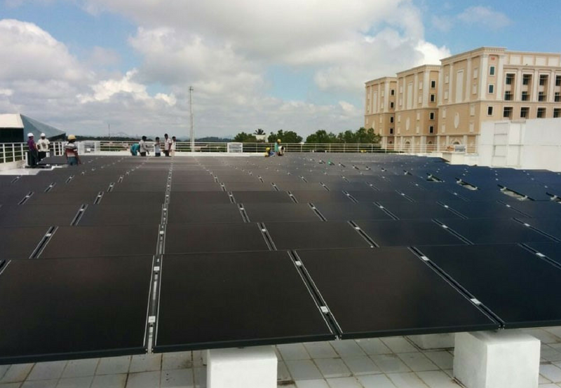 Tumakuru Smart City Limited Tenders 2.7 MW of Grid-Connected Rooftop Solar