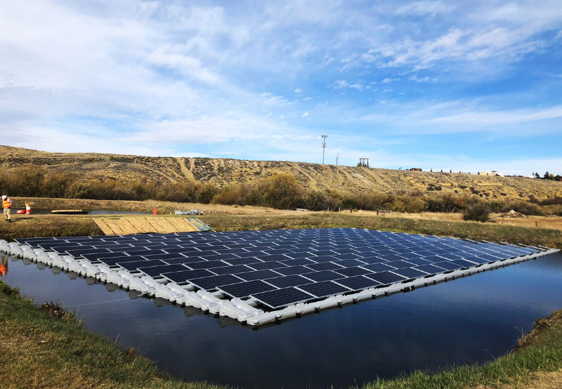 SECI Tenders 100 MW of Grid-Connected Floating Solar PV Projects