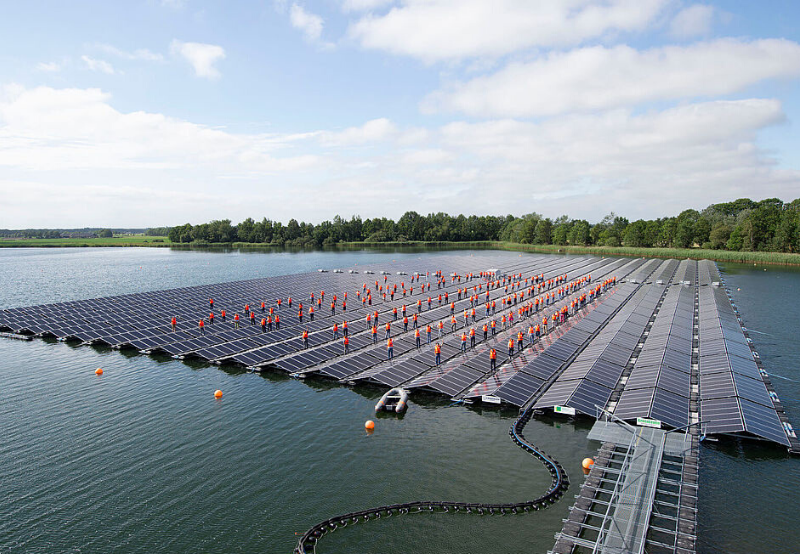 SECI Increases Tendered Capacity of Floating Solar Projects in Uttar Pradesh to 150 MW