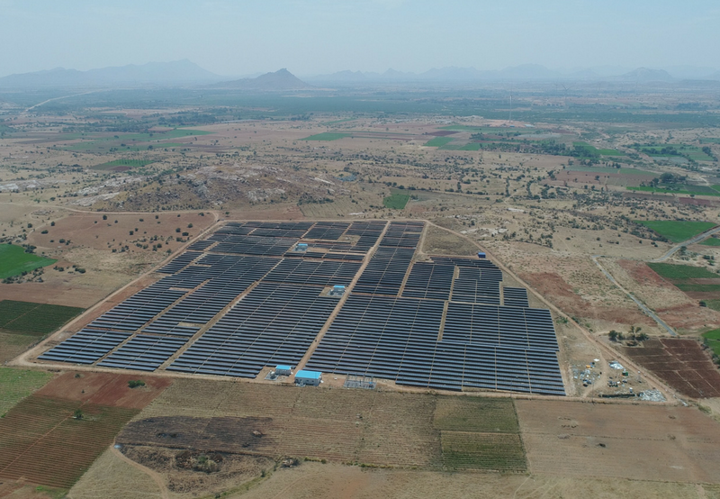 Downing Commissions 20 MW of Open Access Solar Projects in Telangana and Andhra Pradesh
