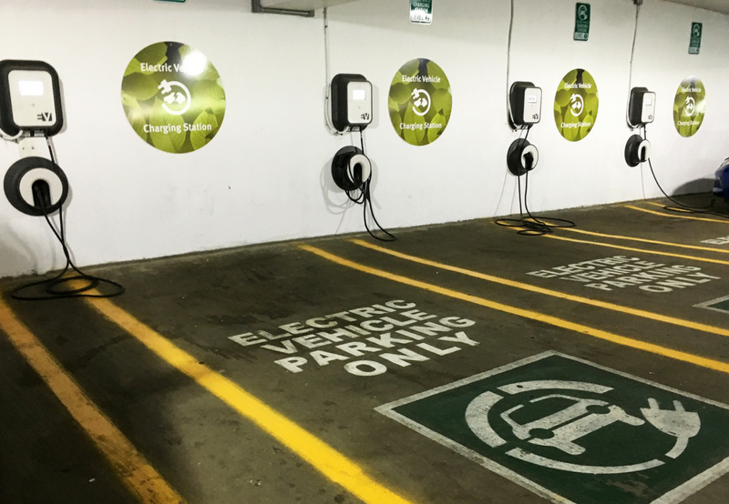 Four Companies Win Tender to Supply 2,000 EV Chargers for EESL