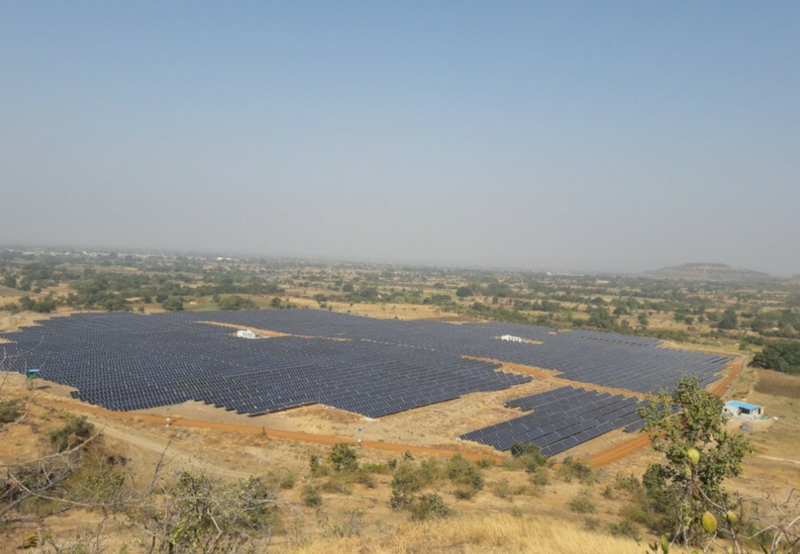 Five of the World's Largest Solar Parks to Come Up in India_ IEEFA Report