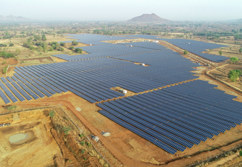 Solar Projects Totaling 127 MW Commissioned in a Week