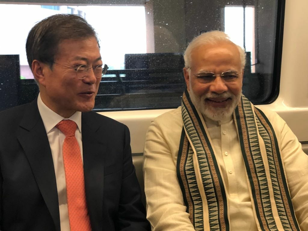 India and South Korea Sign Agreement for the Expansion of Renewables