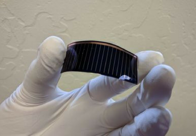 Alta Devices Sets New Record for Single Junction Solar Cell with Efficiency of 28.9%