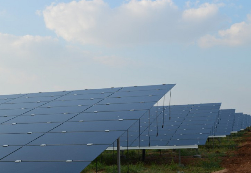 Developers who have projects under development need to use the pass through option due to safeguard duty that was imposed recently on solar imports