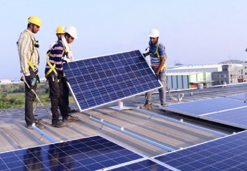 Ecoppia to Deploy 2,000 Panel Cleaning Robots in Bhadla Solar Park for SB Energy