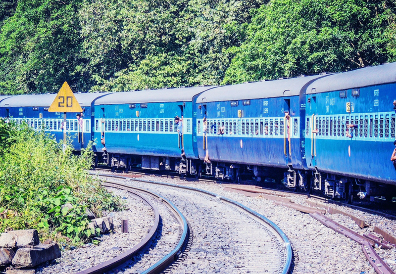 Indian Railways Continues its Efforts to Go Green with Solar Panels on More Trains
