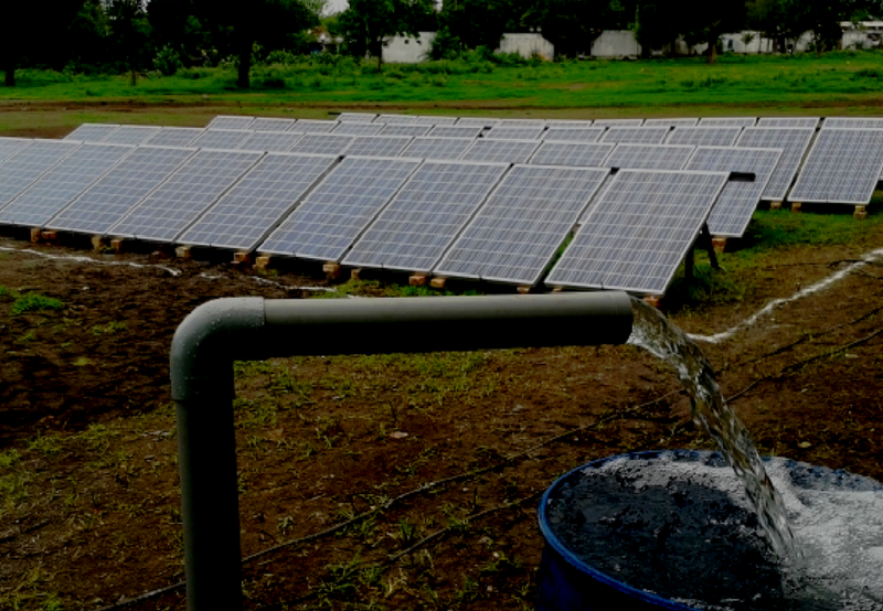 In Light of Water Shortage, Solar Can be a Game-Changer in India