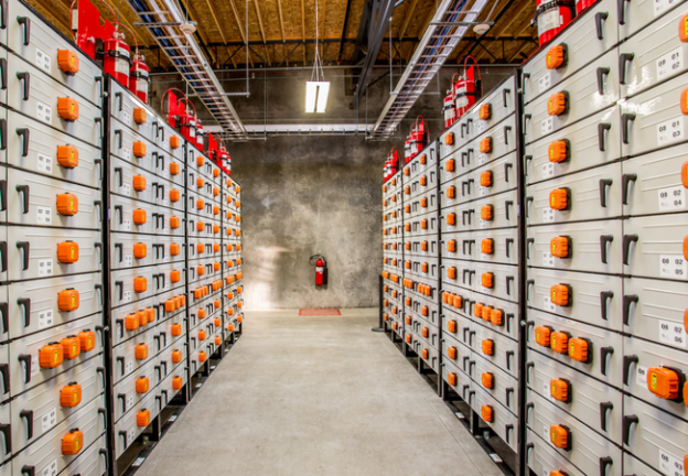 India Working Towards a National Energy Storage Mission