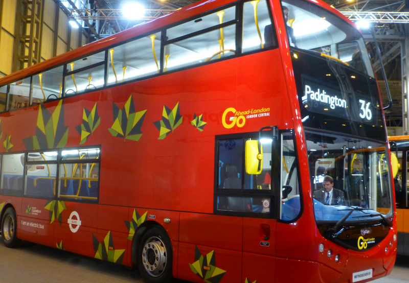 Optare, an Ashok Leyland Subsidiary, Wins Order for 31 EV Double-decker Buses in London