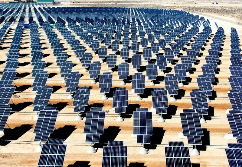 India's Solar Sector Received Investments Totaling $1.86 Billion in Q2 2018