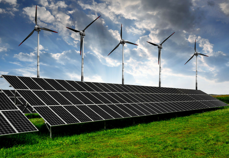 Power Grid to Plan Evacuation Infrastructure for 50 GW Solar and 16.5 GW Wind by 2021