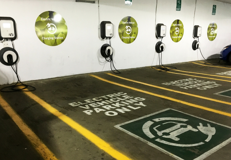 NTPC Commissions Its Electric Vehicle Charging Station in Vishakhapatnam