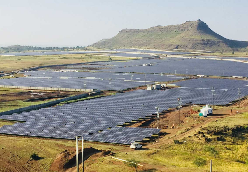 GUVNL's 500 MW Solar Tender Oversubscribed by almost Four Times